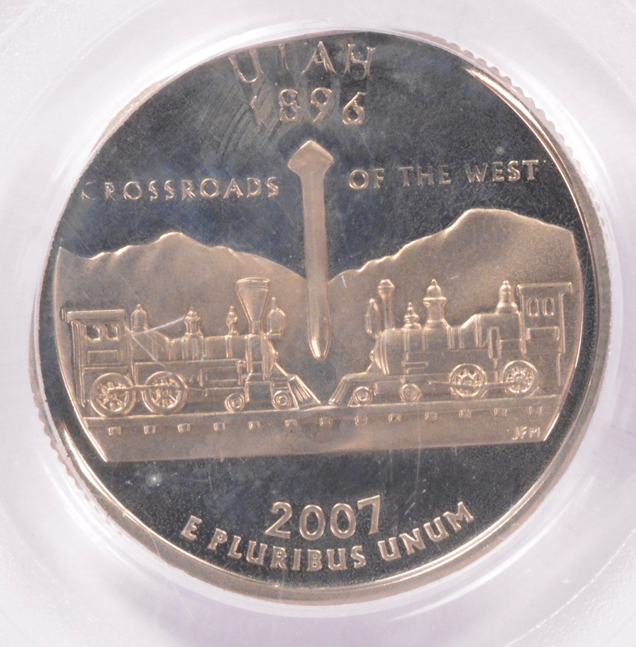 Utah Proof Elliptical