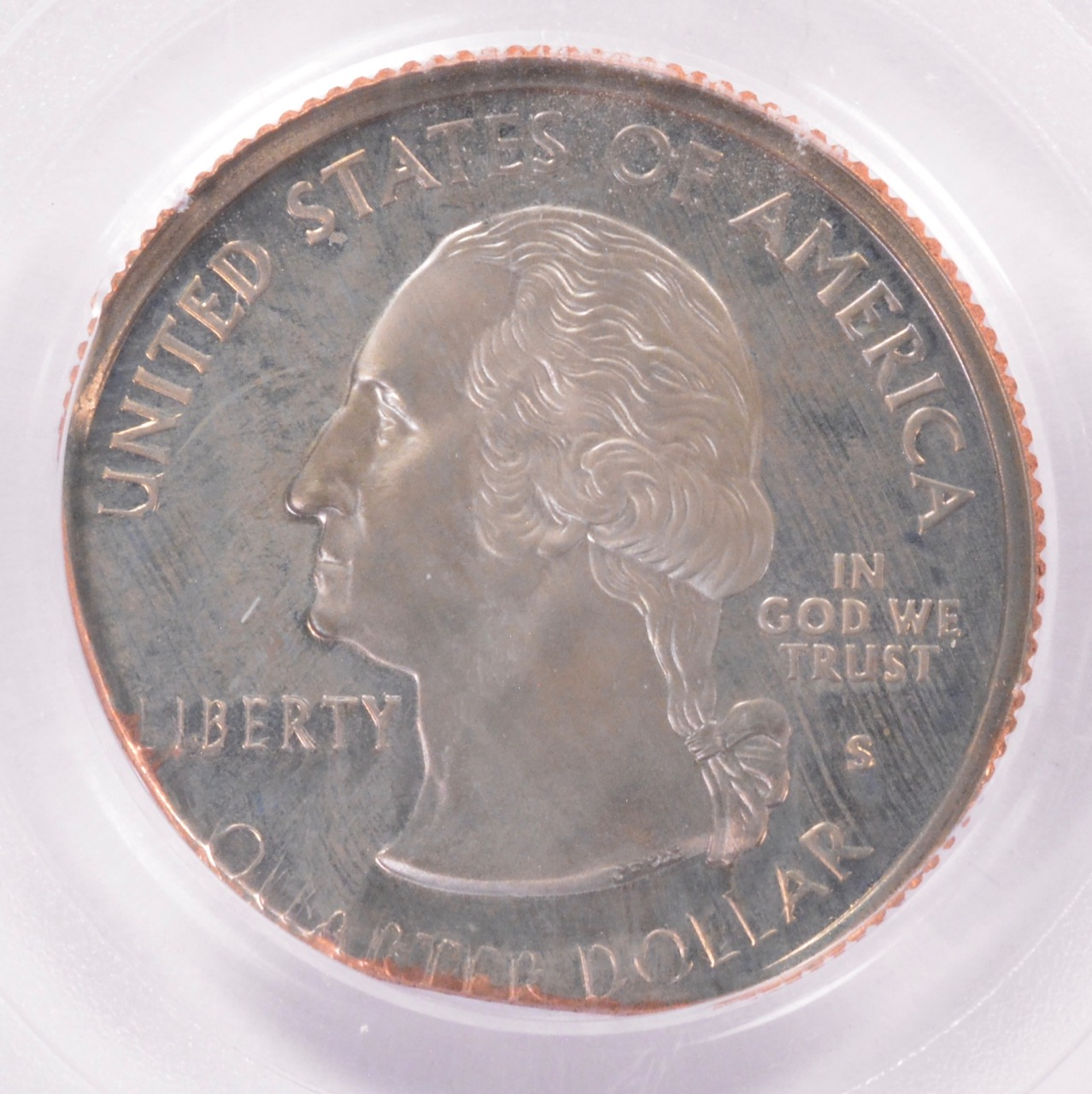 Utah proof elliptical reverse